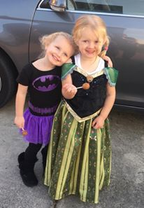 10-31-17 VIctoria and Annabelle Halloween